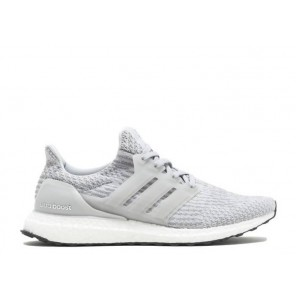 Cheap Adidas Ultra Boost 3.0 Grey White Shoes Online
