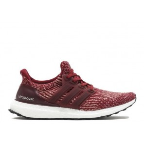 Cheap Adidas Ultra Boost 3.0 Burgundy White Shoes Online
