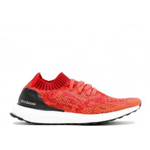 Cheap Adidas Ultra Boost Uncaged M Scarlet Solar Red Black Shoes Online