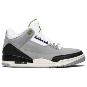 Cheap Air Jordan 3 Retro Chlorophyll
