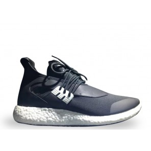 """Cheap Adidas Y-3 Pureboost """"Black White Shoes"""" for Sale"""
