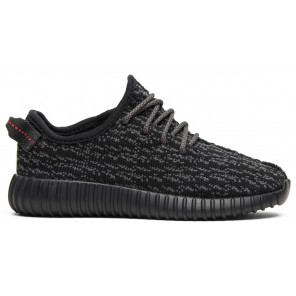 Cheap ADIDAS YEEZY BOOST 350 PIRATE BLACK (TODDLERS AND YOUTH)