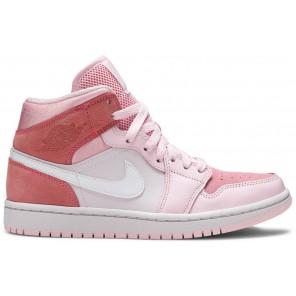 Cheap Air Jordan 1 Mid Digital Pink