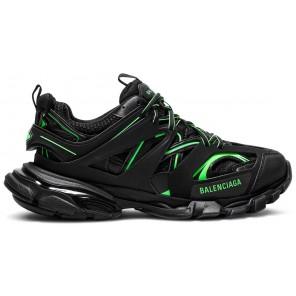 Cheap Balenciaga Track Black Fluo Green