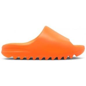 Cheap Adidas Yeezy Slides Enflame Orange(Run one size smaller)