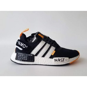 Cheap NMD X Off White Not For Runing NAST Black White Online