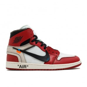 Cheap Off White X Nike Air Air Jordan 1 for Sale