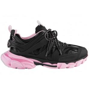 Cheap Balenciaga Track LED Black Pink