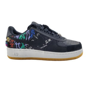 CHEAP TRAVIS SCOTT X NIKE AIR FORCE 1 LOW BLACK