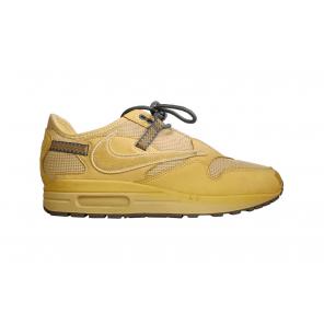 Cheap Nike Air Max 1 Travis Scott x Wheat