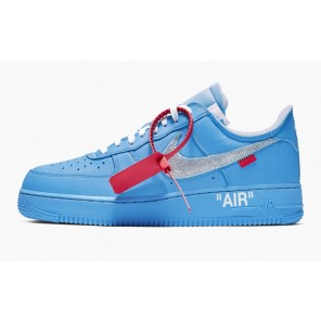 "Cheap NIKE AIR FORCE 1 '07 VIRGIL ""MCA"""
