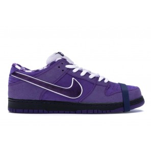 Cheap Nike SB Dunk Low Concepts Purple Lobster