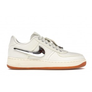 UA AIR FORCE 1 LOW TRAVIS SCOTT SAIL