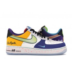 CHEAP NIKE AIR FORCE 1 LOW WHAT THE LA