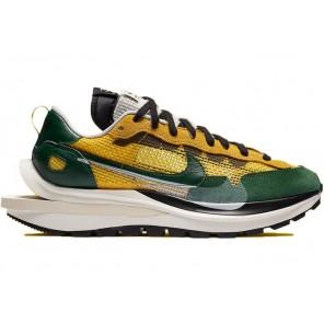 Cheap Nike Vaporwaffle sacai Tour Yellow Stadium Green