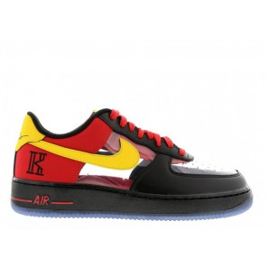 "Cheap Nike Air Force 1 CMFT Signature QS ""Kyrie Irving"" Universtiy Red for Sale"