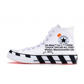 Cheap OFF-WHITE Converse Chuck 70 online sale