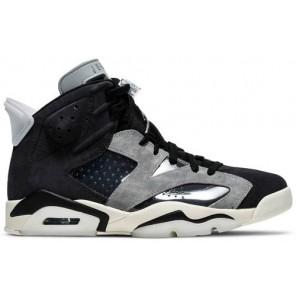 Cheap Air Jordan 6 Retro High Grey Black