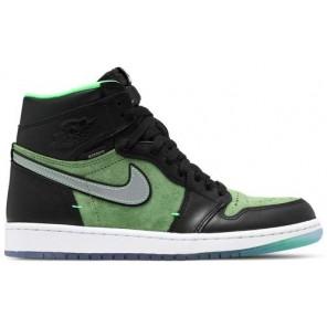 Cheap Air Jordan 1 Retro High Zoom Zen Green